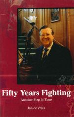 Fifty Years Fighting : Another Step In Time - Jan de Vries