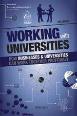 Working with Universities - Adam Jolly