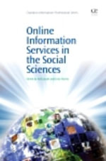 Online Information Services in the Social Sciences - Neil Jacobs