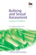 Bullying and Sexual Harassment : A Practical Handbook - Tina Stephens
