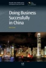 Doing Business Successfully in China - Mona Chung