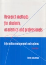 Research Methods for Students : Information Management and Systems - Williamson Kirsty Bow Amanda Charles Stu