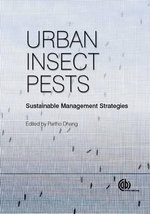 Urban Insect Pests : Sustainable Management Strategies