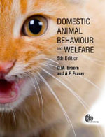Domestic Animal Behaviour - Donald M. Broom