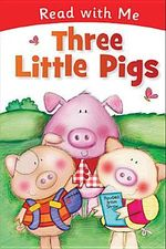 Read with Me Three Little Pigs - Nick Page