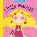 Little Mermaid : Giant Storytime Books - Katie Saunders