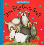 Three Billy Goats Gruff : Giant Storytime Books - Katie Saunders