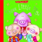 Three Little Pigs : Giant Storytime Books - Katie Saunders