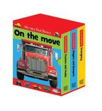 On the Move : My Very First Library - Tim Bugbird
