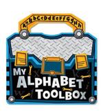 My Alphabet Toolbox - Tim Bugbird