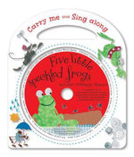Five Little Speckled Frogs - Kate Toms