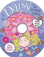 Daisy the Donut Fairy Sticker Activity Book - Make Believe Ideas