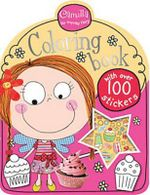 Camilla the Cupcake Fairy Coloring Book : With Over 100 Stickers - Lara Ede