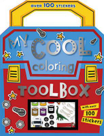 My Cool Coloring Toolbox - Make Believe Ideas