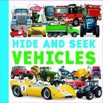 Hide & Seek Vehicles : Giant Books