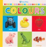 Colours : Giant Books - Busy Baby