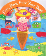 Row, Row, Row Your Boat : Sing Along Fun Books - Lara ede