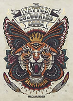 The Tattoo Colouring Book - Megamunden