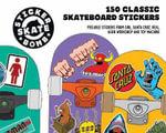 Stickerbomb Skate : 150 Classic Skateboard Stickers - Studio Rarekwai (SRK)