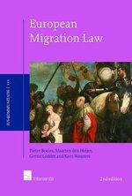 European Migration Law - Pieter Boeles