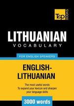T&p English-Lithuanian Vocabulary 3000 Words - Andrey Taranov