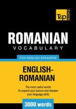 T&p English-Romanian Vocabulary 3000 Words - Andrey Taranov