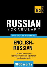 T&p English-Russian Vocabulary 3000 Words - Andrey Taranov