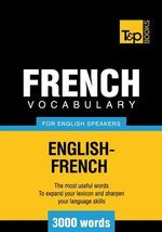 T &p English-French Vocabulary 3000 Words - Andrey Taranov