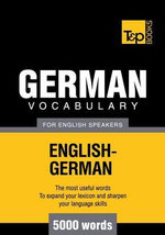 T&P English-German vocabulary 5000 words - Andrey Taranov