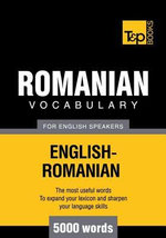 T&P English-Romanian vocabulary 5000 words - Andrey Taranov