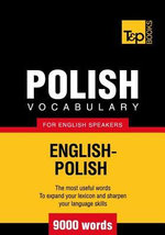 T&p English-Polish Vocabulary 9000 Words - Andrey Taranov