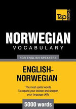 T&P English-Norwegian vocabulary 5000 words - Andrey Taranov