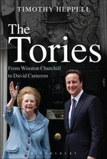 The Tories : From Winston Churchill to David Cameron - Timothy Heppell