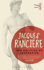 The Politics of Aesthetics : The Crossing Paths of the Arts and Mathematics