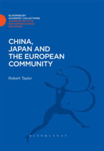 China, Japan and the European Community - Robert Taylor