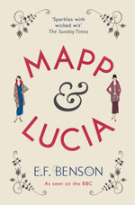 Mapp and Lucia - EF Benson