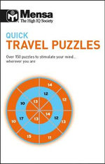 Mensa Quick Travel Puzzles - Mensa