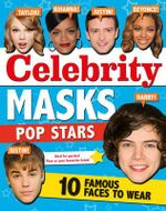Celebrity Masks : Pop Stars