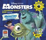 Monsters Inc. an Augmented Reality Book - Caroline Rowlands