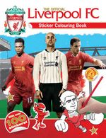 The Official Liverpool FC Sticker Colouring Book - Emily Stead