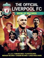 Official Liverpool FC Football Records - Jeff Anderson