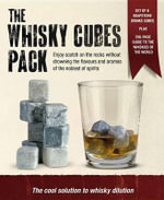 The Whisky Cubes Pack : The Cool Solution to Whisky Dilution - Jim Murray