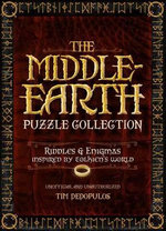 The Middle Earth Puzzle Collection : Riddle & Enigmas Inspired by Tolkien's World - Tim Dedopulos