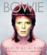 David Bowie Album by Album - Paolo Hewitt