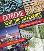 Extreme Spot the Difference : Challenging High-definition Photo Puzzles - Tim Dedopulos