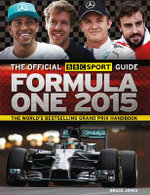 BBC F1 Grand Prix Guide 2015 - Bruce Jones