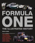 Formula One the Illustrated History - Bruce Jones