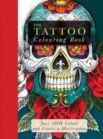 Tattoo Colouring Book - Beverley Lawson