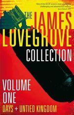 The James Lovegrove Collection : Volume One - James Lovegrove