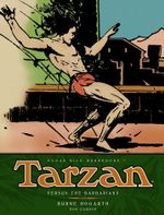 Tarzan versus the Barbarians: v.2 : The Complete Burne Hogarth Sundays and Dailies Library - Don Garden